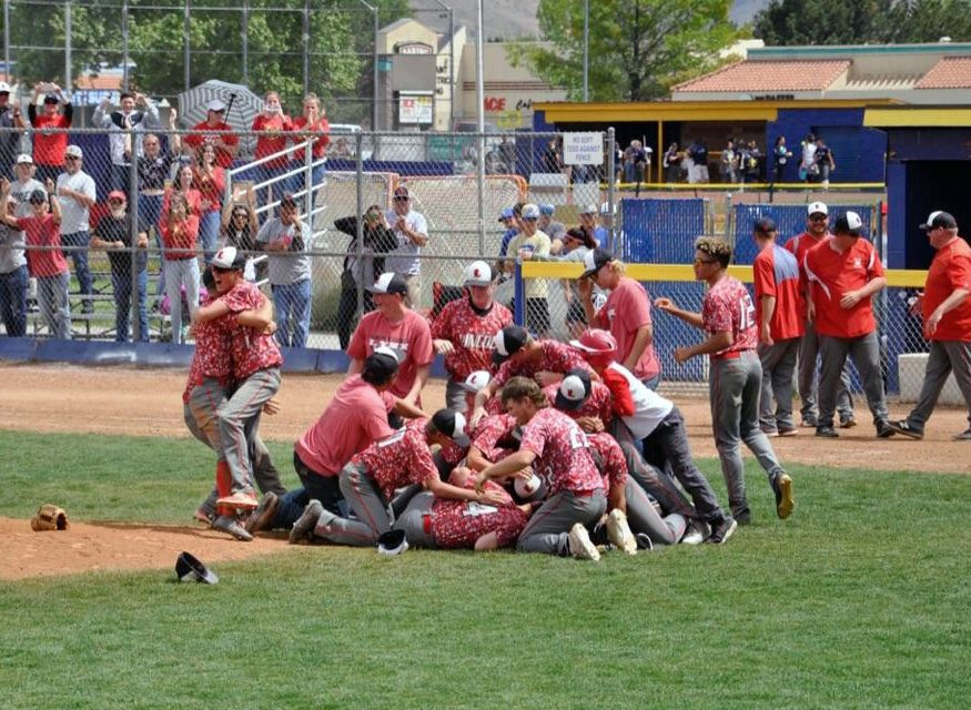 Three-Peat for Lincoln County Boys