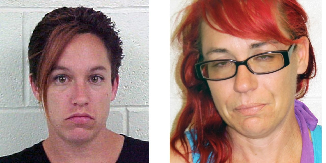 Pioche Sisters Jailed on Drug Charges