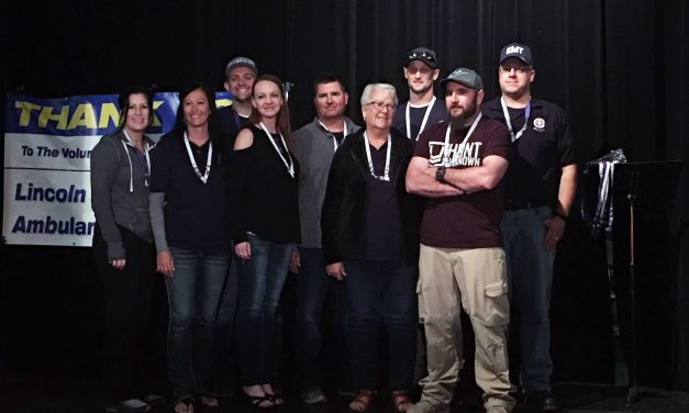 EMT Volunteers Honored at Banquet