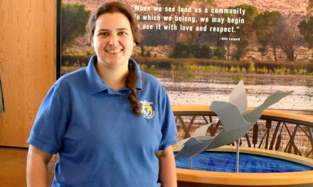 Wisconsin Native Takes over as New Pahranagat Visitors Services Specialist