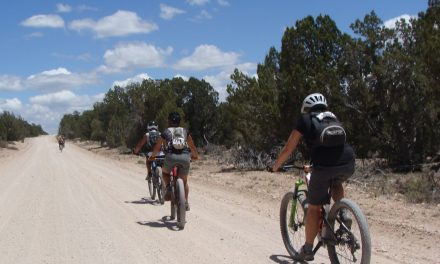 Gravel Grinder Bike Ride Continues to Grow