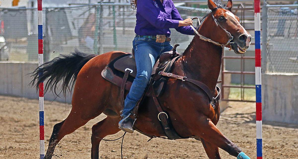 Lacey Steele Wins All-Around Cowgirl at SSIR