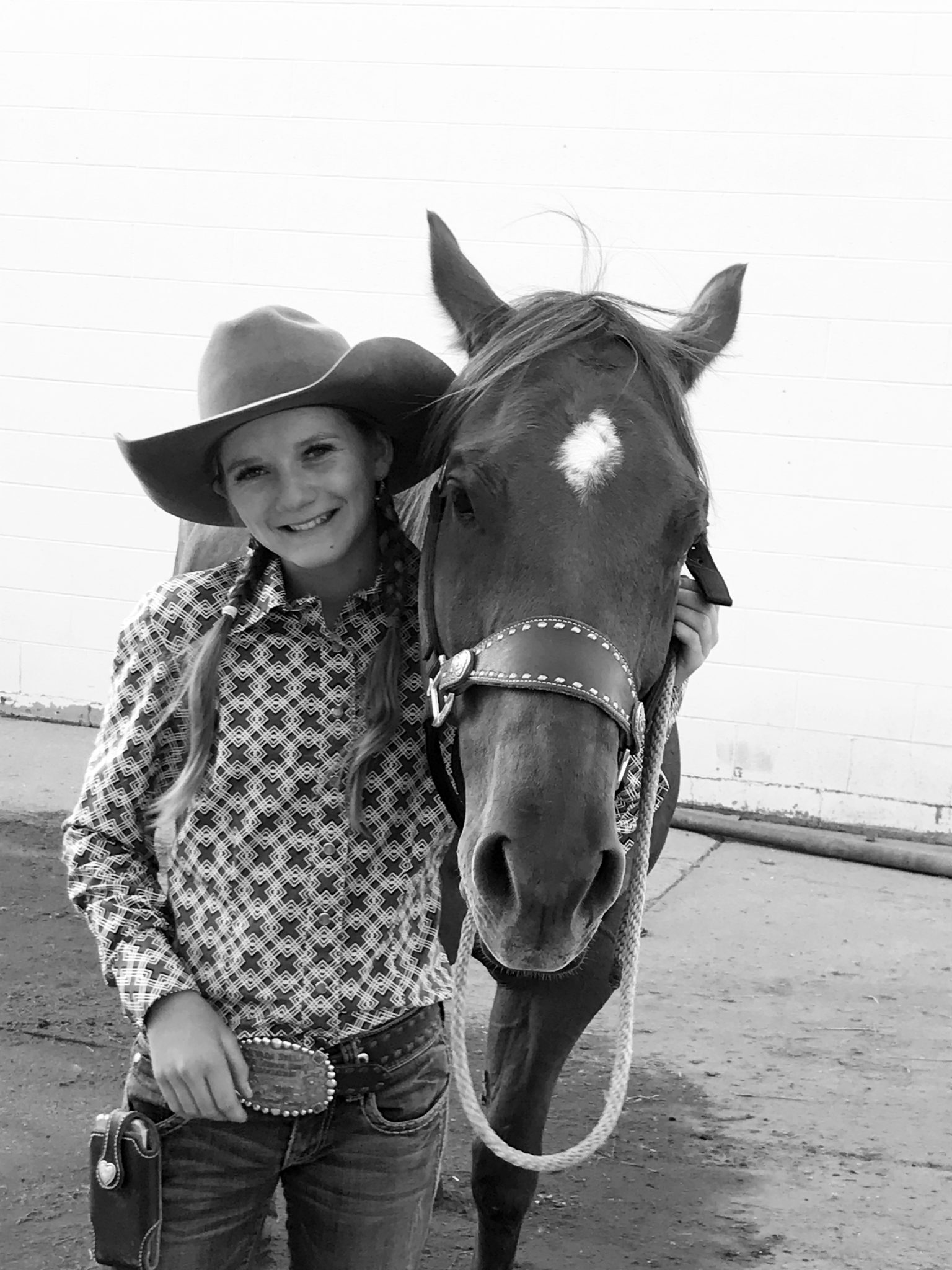 Local Eighth Grader Competes At Nevada State Finals Rodeo