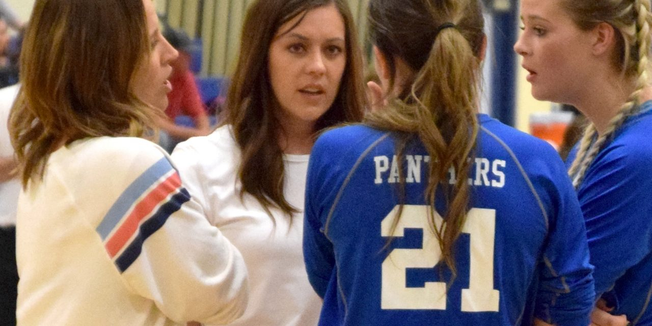 Lady Panthers Drop Season Opener to Moapa Valley