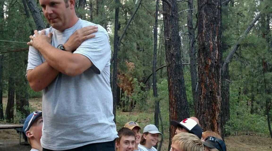 Local Youth Attend Spiritually Uplifting Camp in Utah