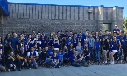 Pahranagat Valley High Has Week Full of Homecoming Activities