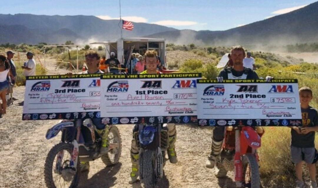 Bushwackers Race Held Near Pioche