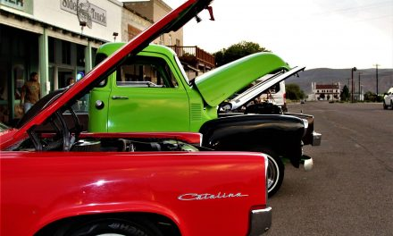 Restaurant Hosts Car Show