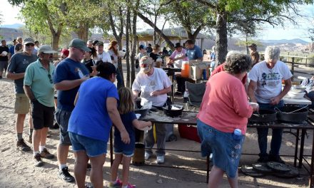 Annual Dutch Oven Cook-Off a Crowd Pleaser
