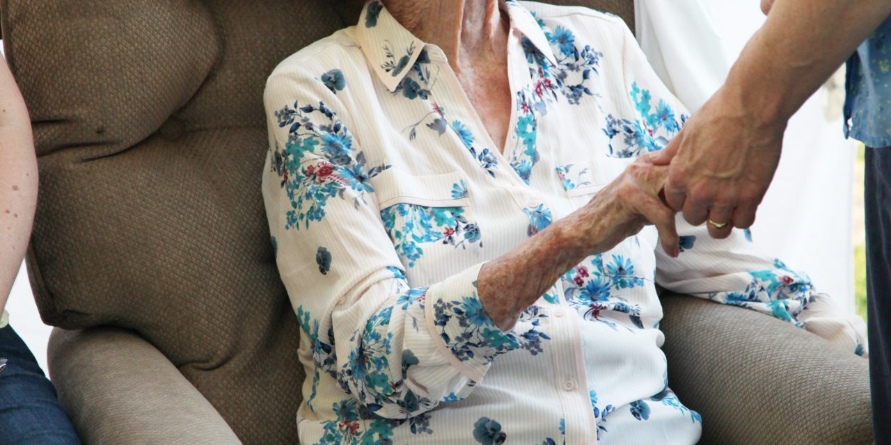 Lincoln County Woman Celebrates 100th Birthday Among Family and Friends