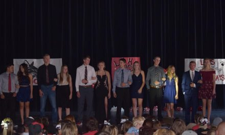Lincoln County High Celebrates Homecoming