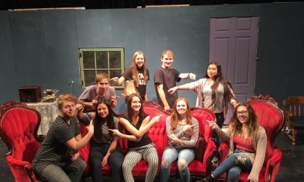 Lincoln County High Set to Perform Play