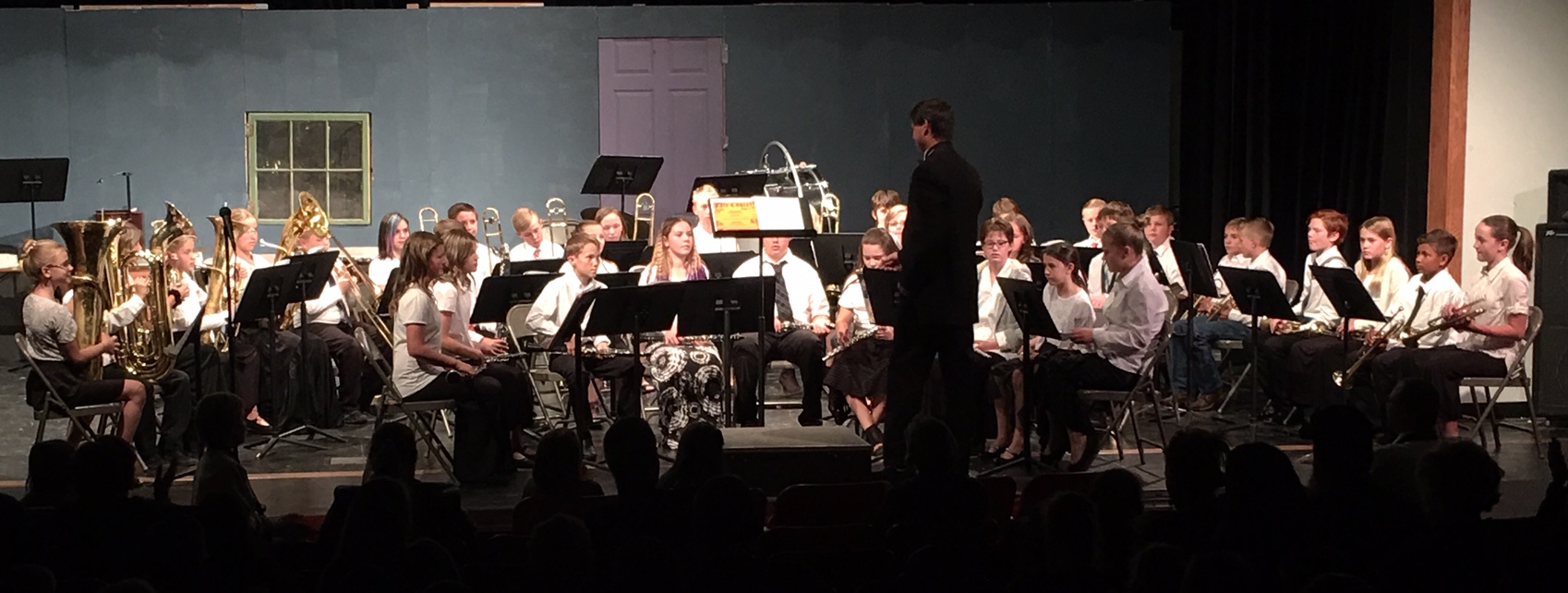 Local Students Perform Annual Fall Concert