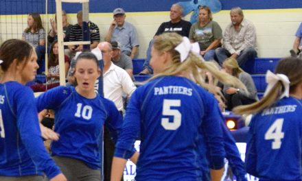 Pahranagat Valley Volleyball Moves Along