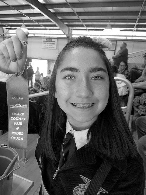 FFA student wins essay contest