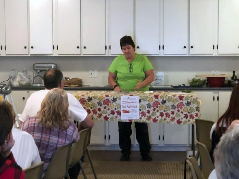 Church Hosts Fix'n Feast