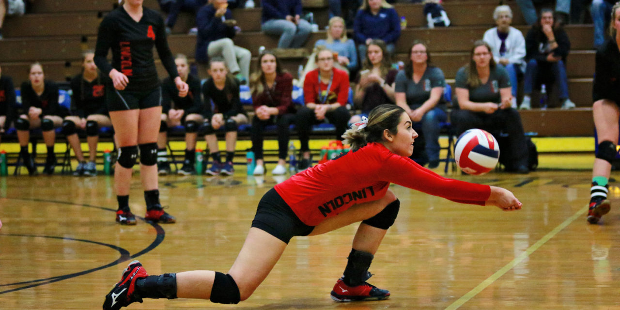 Lady Lynx Fall in State Semifinals