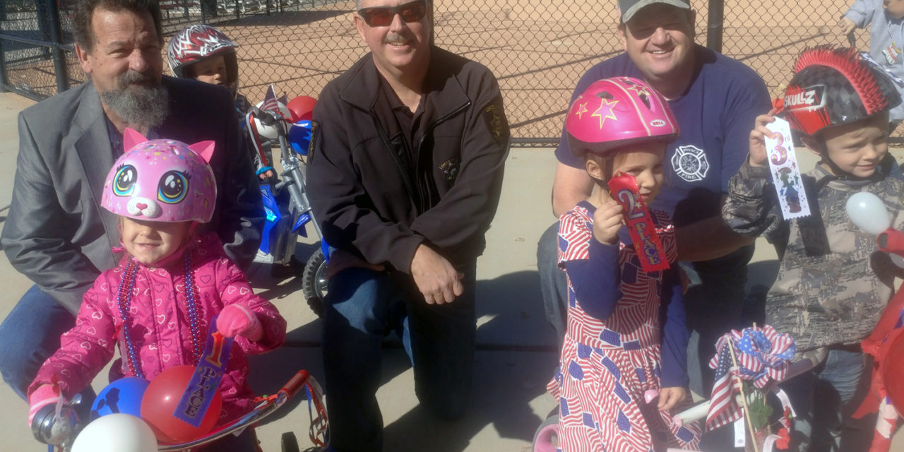 Parade, Food and Fun at VFW Veterans Day Celebration in Caliente