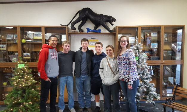 Academic Olympic Team Represents at State