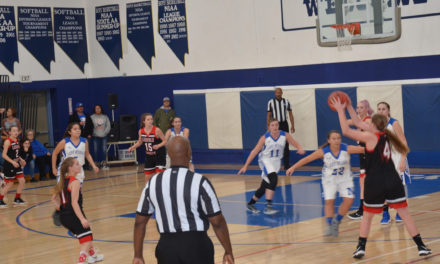 Lady Lynx Split Weekend Games