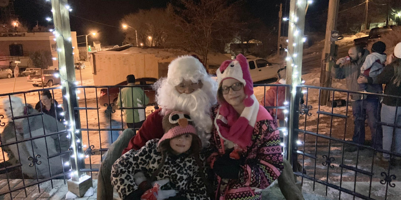 Pioche Residents Gather for Annual Tradition