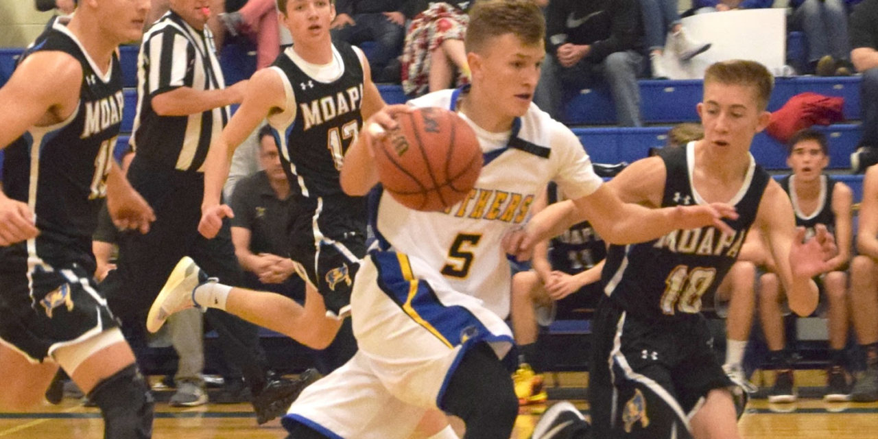 Moapa Boys down Pahranagat Valley