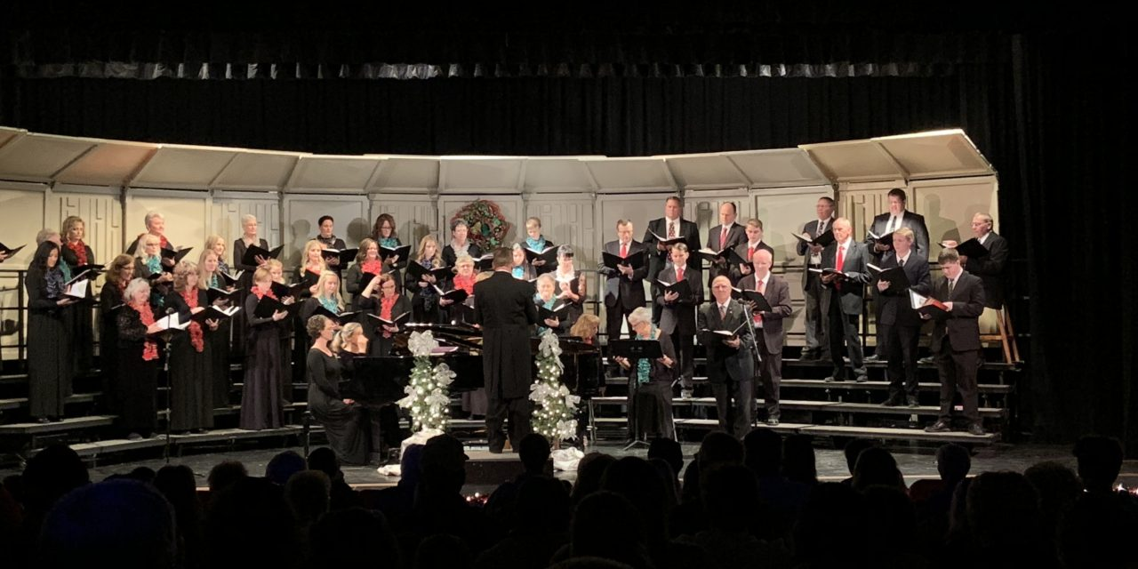 Local singers impress at annual concerts