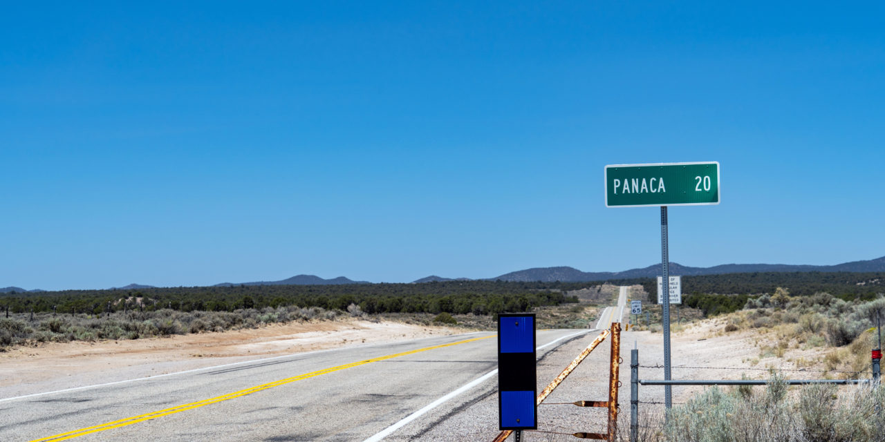 Nevada's infrastructure needs reflect the state's rural-urban divide