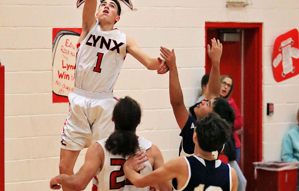 Lynx pull out close win against Calvary