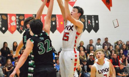 Lincoln boys tied for first