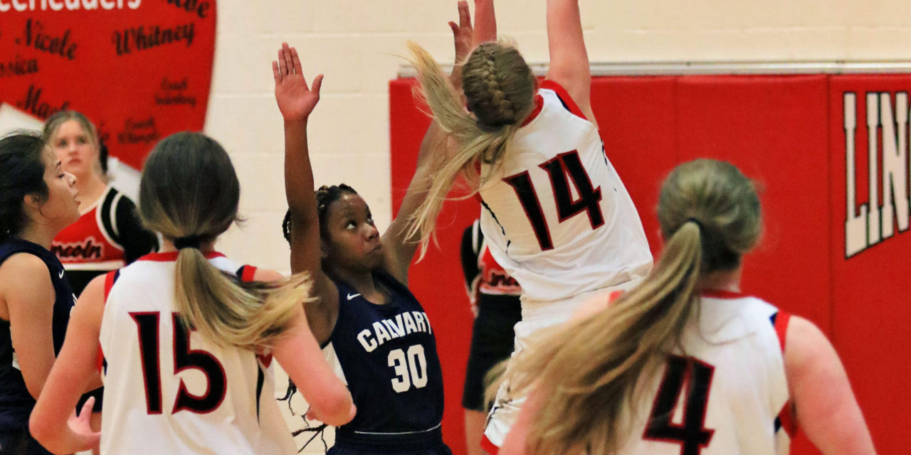 Turnovers hurt Lincoln girls in loss to Calvary