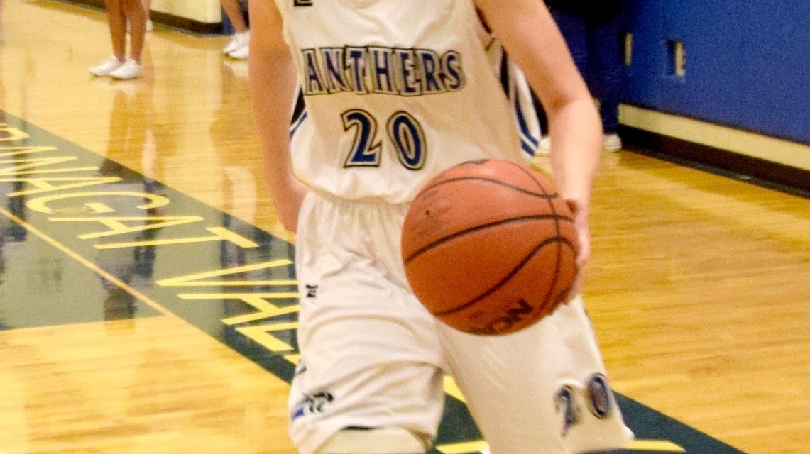 Lady Panthers win third league title