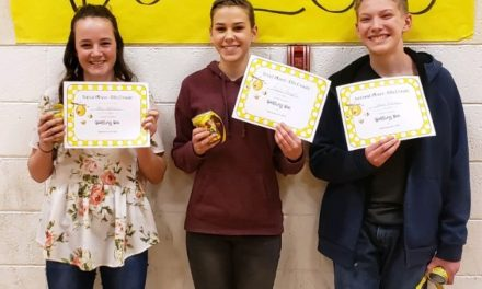 Lincoln County Spelling Bee (5th – 8th Grades) Winners