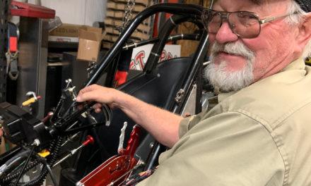 Race car regulator business growing for Panaca man
