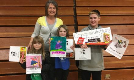 Annual Granny's Attic art contest winners announced