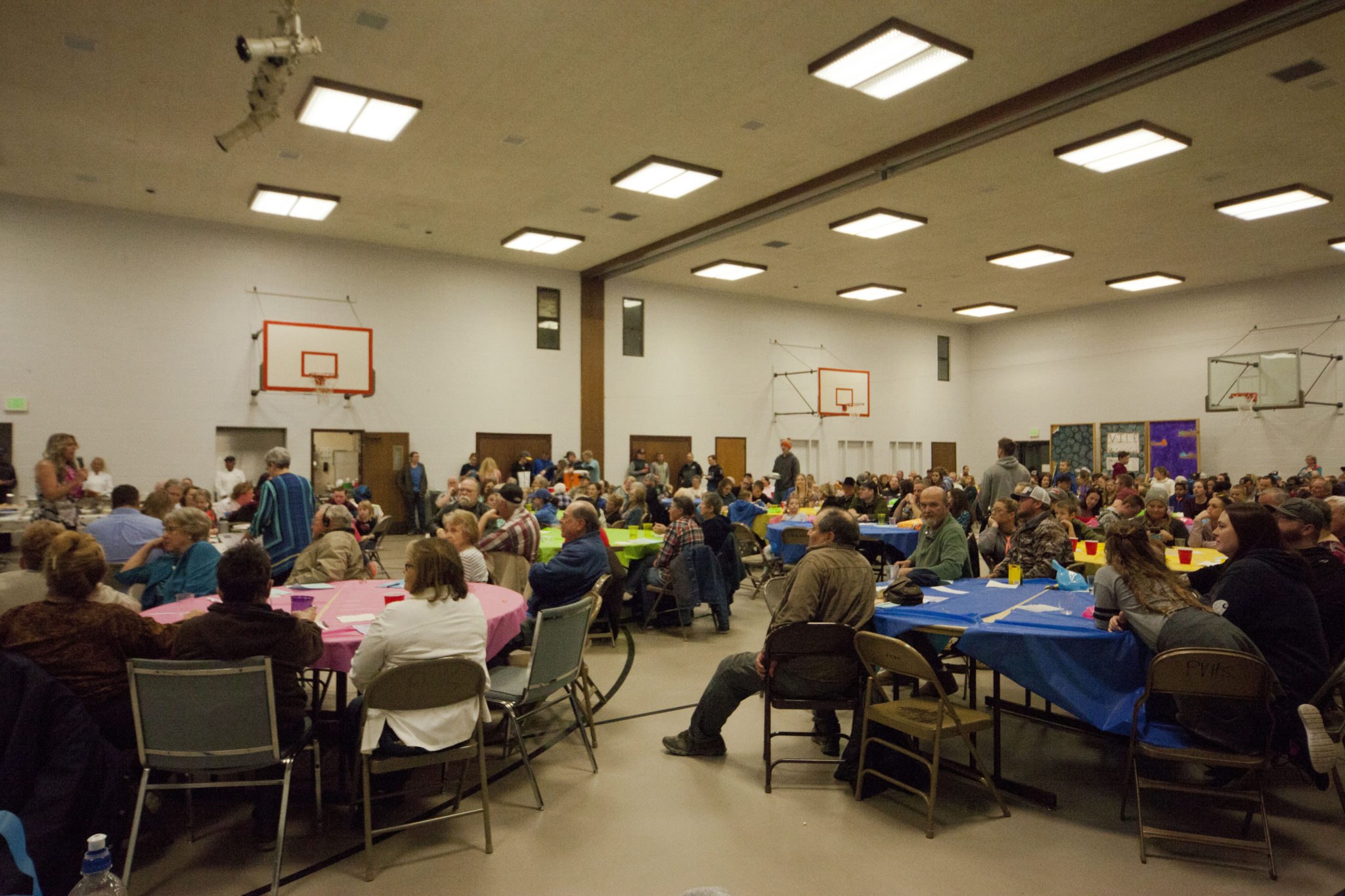 Credit union hosts nearly 350 at annual gathering