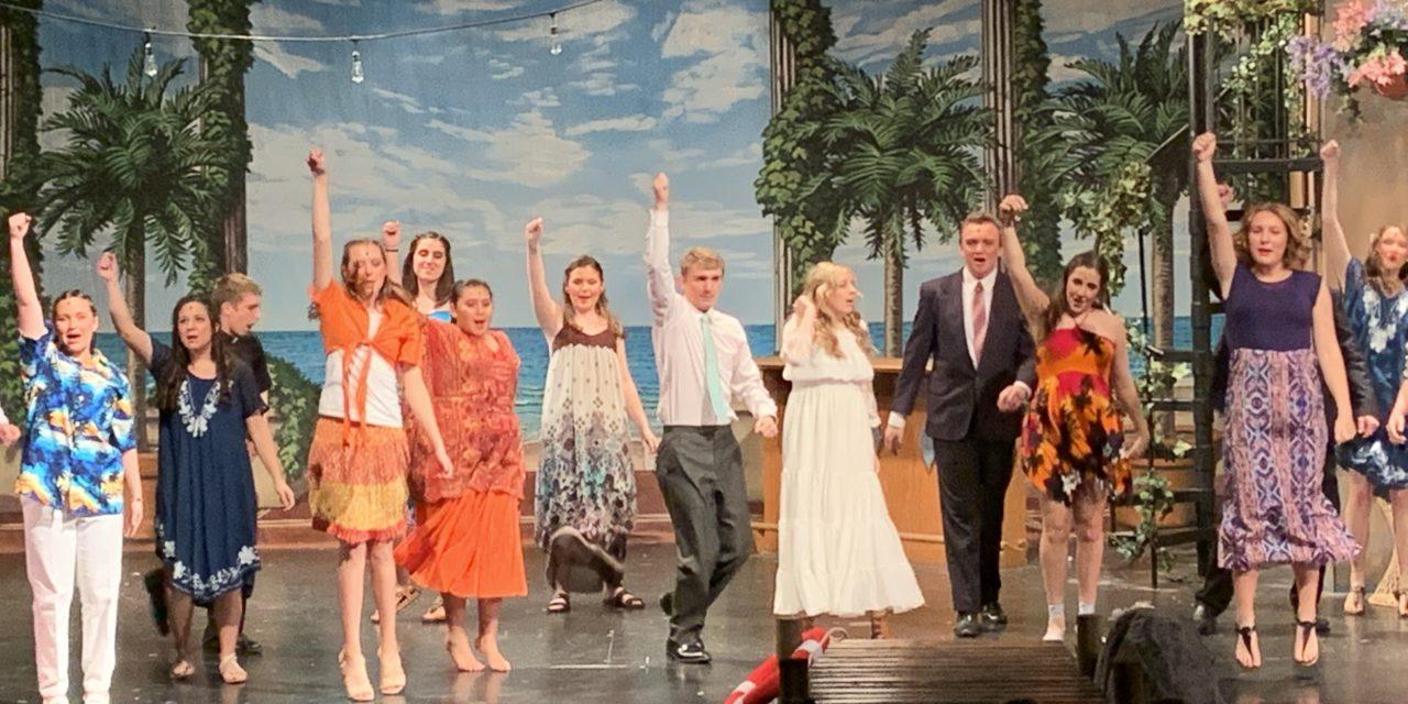 LCHS drama students perform 'Mamma Mia'