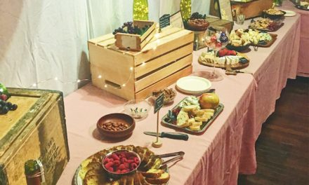 Overland Hotel hosts annual wine and cheese tasting