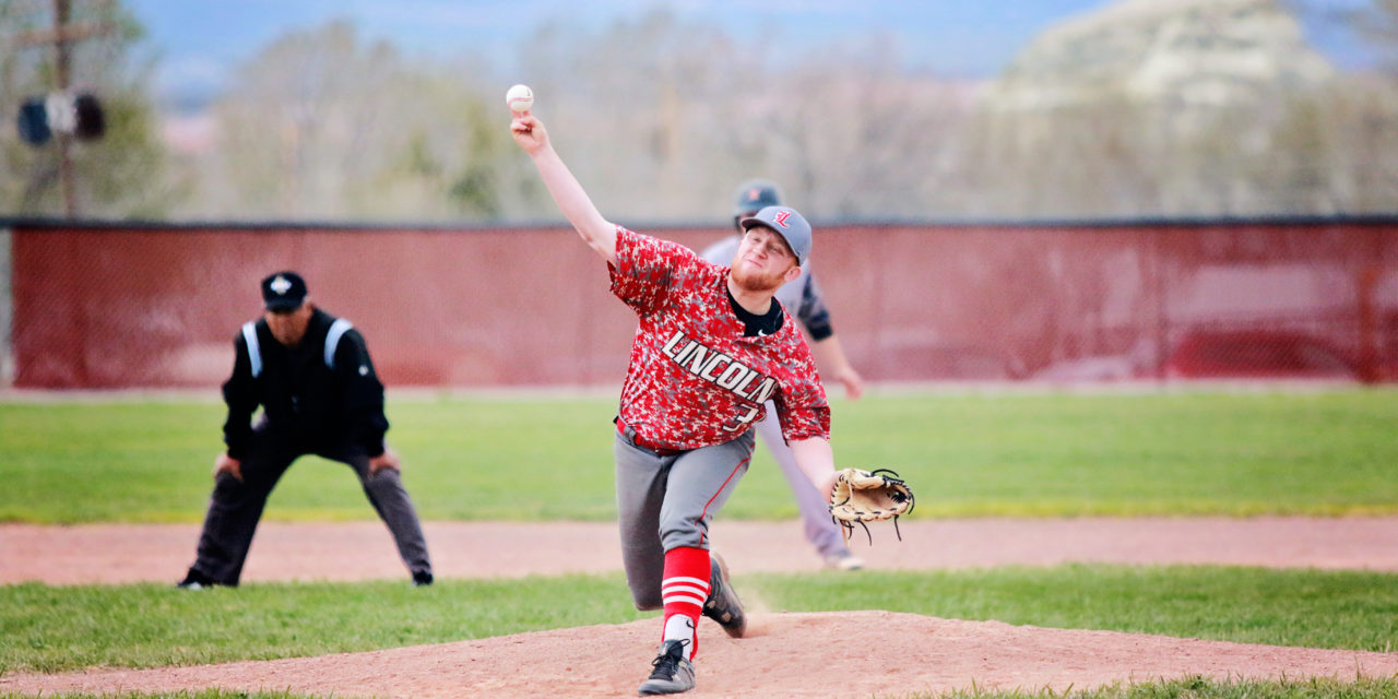 Lincoln baseball remains perfect after three more wins