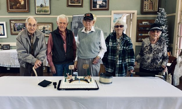 90-and-older group celebrates Lincoln County Legacy