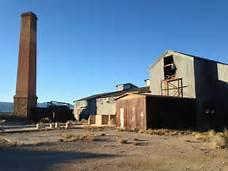 Pioche Godbe mill not being dismantled