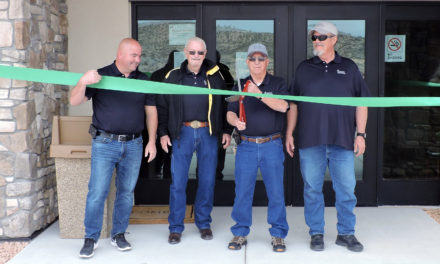 Lincoln County Power district holds grand opening for new building