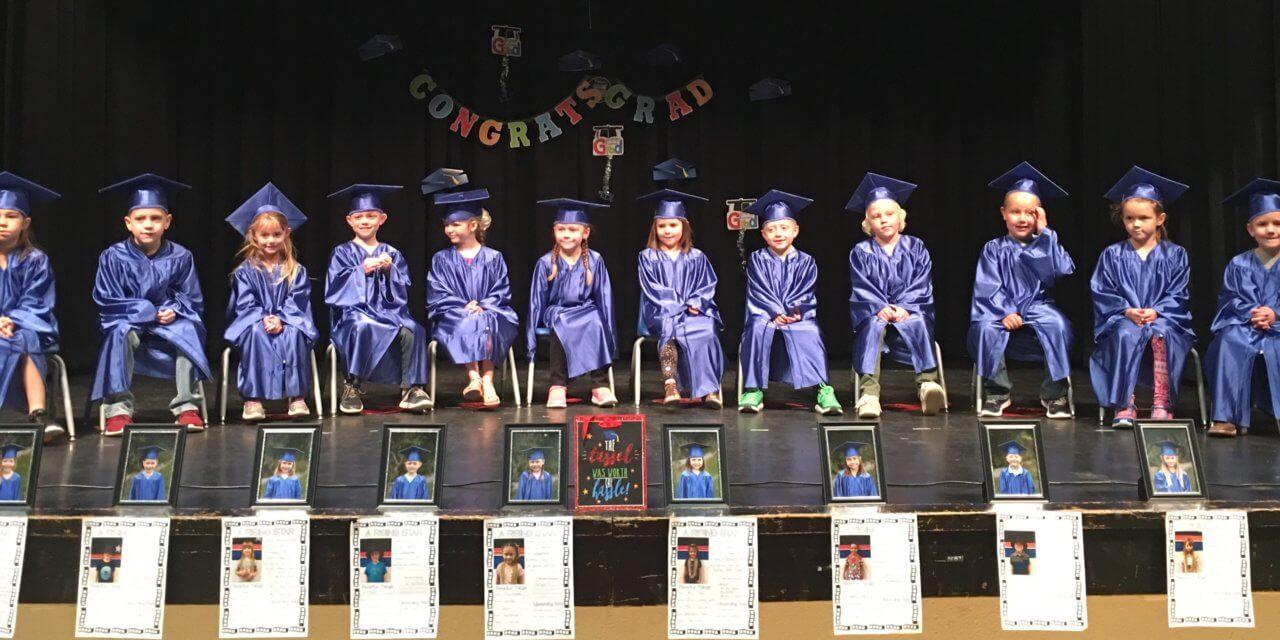 Kindergarten Grads