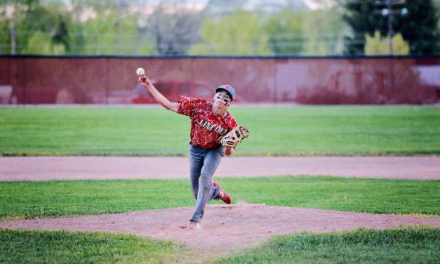 Lincoln baseball suffers first league loss