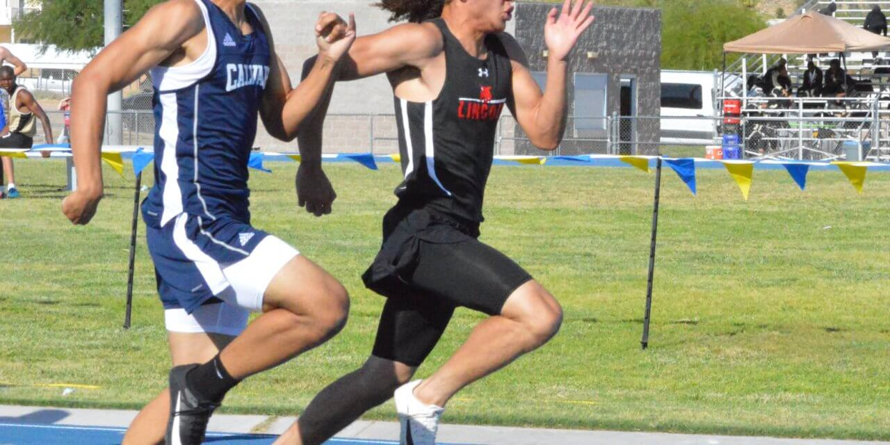 Smith earns gold in all four events, several qualify for state