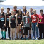 Smith brings home three golds at state