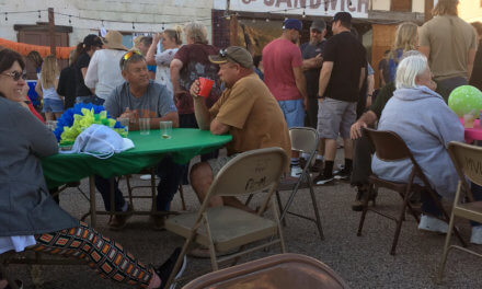 Local group holds spring social