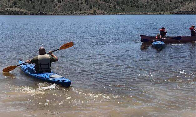 Plenty of fun at stake family camp in Panaca