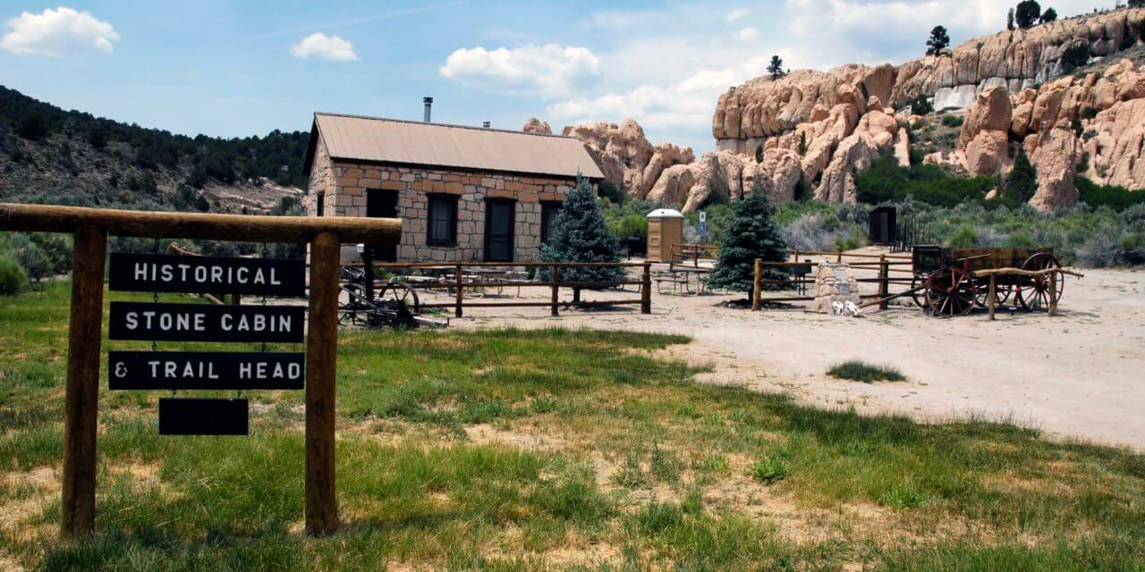 Stone cabin tours being offered this summer