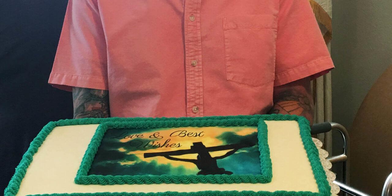 Methodist Church pastor retires